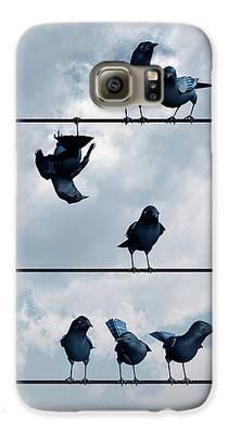 Blackbird Galaxy S6 Cases