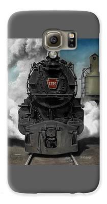 Train Galaxy S6 Cases