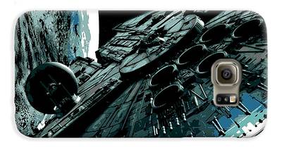Space Ships Galaxy S6 Cases