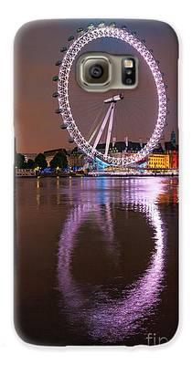 London Eye Galaxy S6 Cases