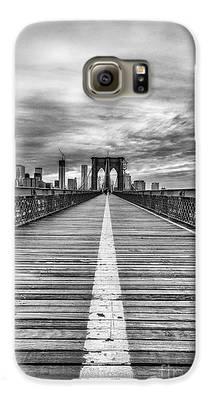 Brooklyn Bridge Galaxy S6 Cases