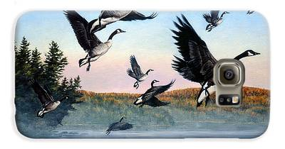 Goose Galaxy S6 Cases