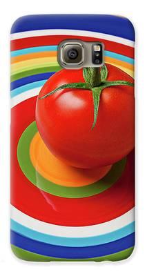 Tomato Galaxy S6 Cases