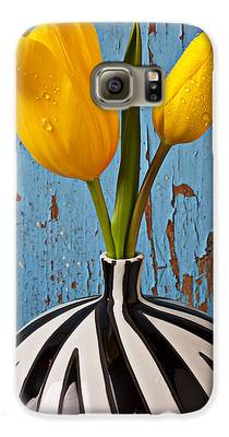 Tulips Galaxy S6 Cases