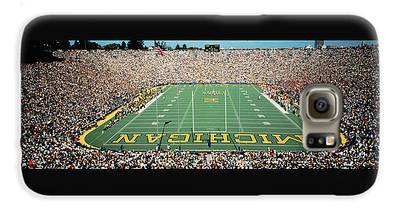 University Of Michigan Galaxy S6 Cases