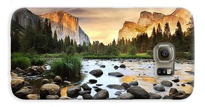 Yosemite National Park Galaxy S6 Cases