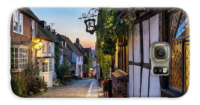 English Cottage Photographs Galaxy S6 Cases