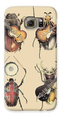 Drums Galaxy S6 Cases