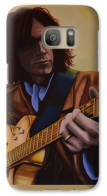 Neil Young Galaxy S7 Cases