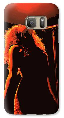 Shakira Galaxy S7 Cases