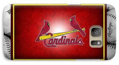 Cardinal Galaxy S7 Cases