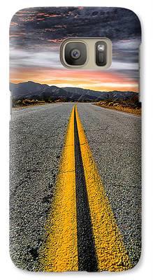 Desert Galaxy S7 Cases