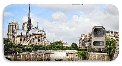 Notre Dame Galaxy S7 Cases