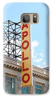 Apollo Theater Galaxy Cases