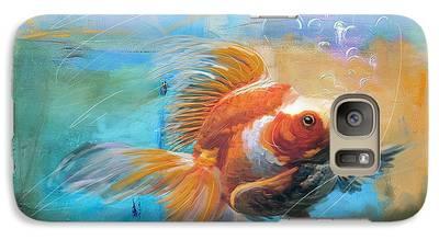Goldfish Galaxy Cases