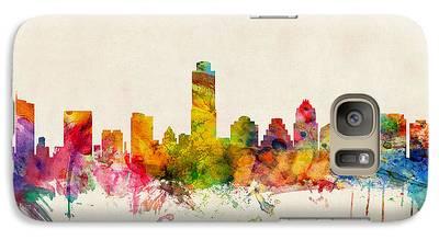 Austin Skyline Galaxy S7 Cases
