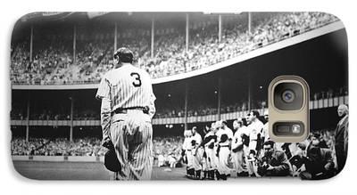 Babe Ruth Galaxy Cases