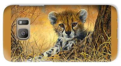 Cheetah Galaxy S7 Cases