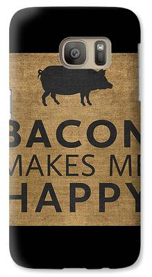 Pig Galaxy S7 Cases