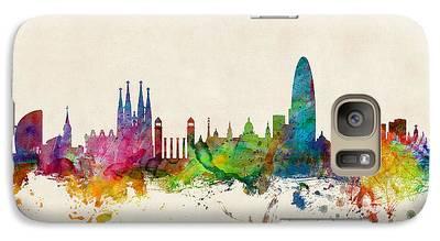 Barcelona Galaxy S7 Cases