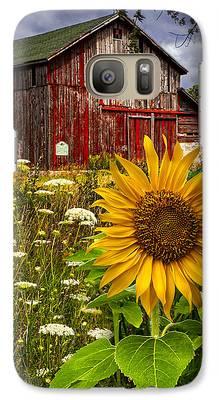 Pasture Galaxy S7 Cases