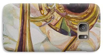 Trombone Galaxy S7 Cases
