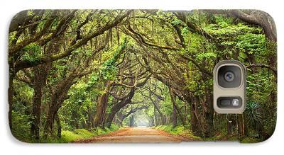 Swamp Galaxy S7 Cases