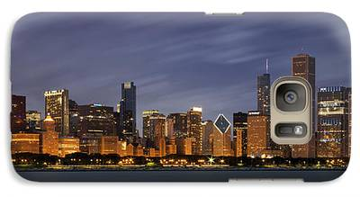 Lake Michigan Galaxy S7 Cases