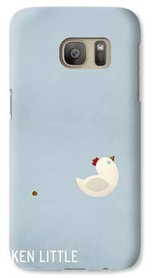 Chicken Galaxy S7 Cases