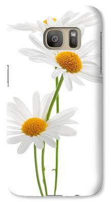 Daisies Galaxy Cases