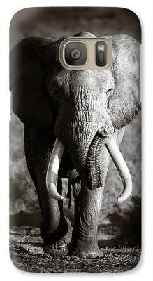 Bull Galaxy S7 Cases