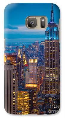 Empire State Building Galaxy S7 Cases