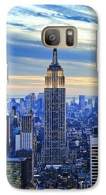 City Scenes Galaxy S7 Cases