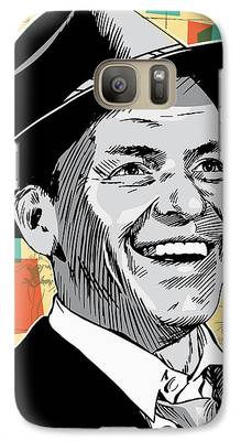 Frank Sinatra Galaxy Cases
