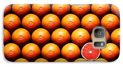 Grapefruit Galaxy Cases