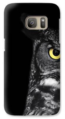 Owl Galaxy S7 Cases