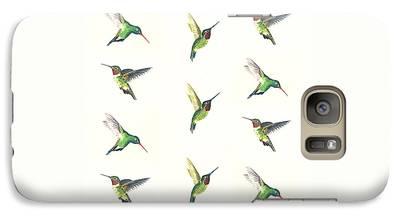 Hummingbird Galaxy S7 Cases