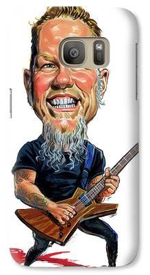 Metallica Galaxy S7 Cases