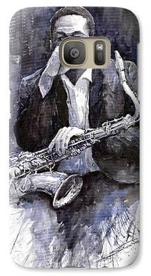 Jazz Galaxy S7 Cases