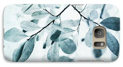 Botanical Galaxy S7 Cases