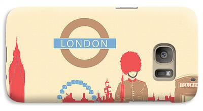 London Tube Galaxy S7 Cases