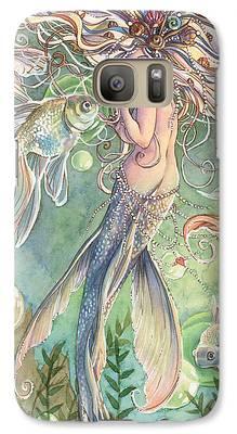 Mermaid Galaxy S7 Cases
