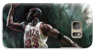 Michael Jordan Galaxy S7 Cases