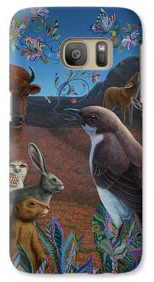 Mockingbird Galaxy S7 Cases