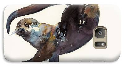 Otter Galaxy Cases