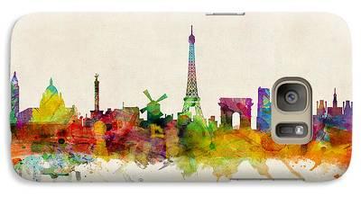 Eiffel Tower Galaxy S7 Cases