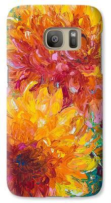 Impressionism Galaxy S7 Cases