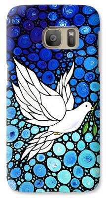Dove Galaxy S7 Cases