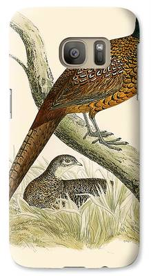 Pheasant Galaxy S7 Cases