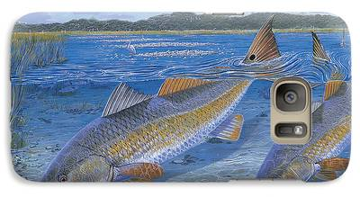 Largemouth Bass Galaxy S7 Cases